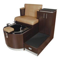 Kelsey Whirlpool Pedicure Unit - Collins
