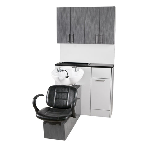 NEO Shampoo Backbar for Add-On Shuttle - Collins