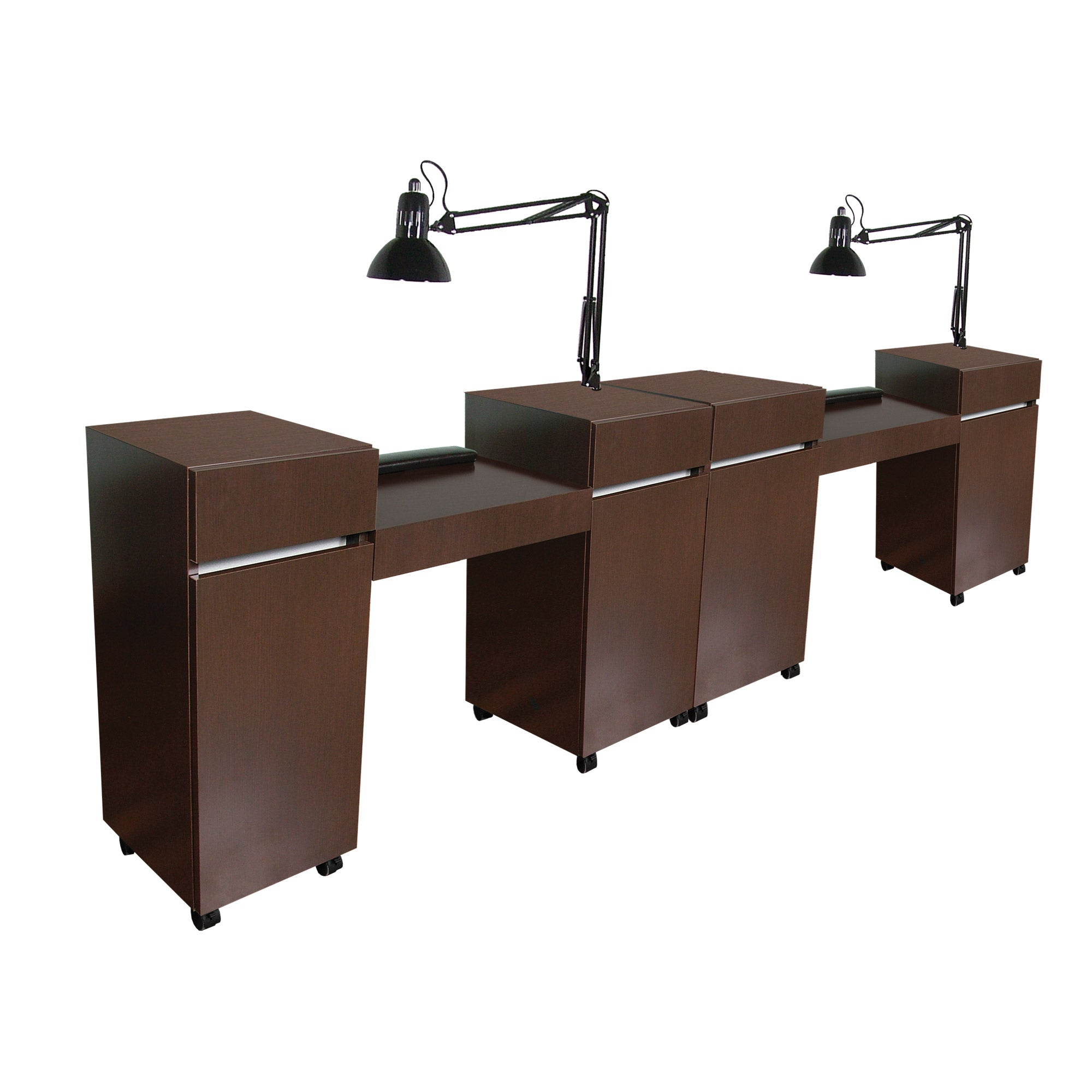 Reve Twin Manicure Table - Collins