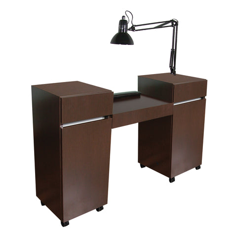 Reve Twin Manicure Table