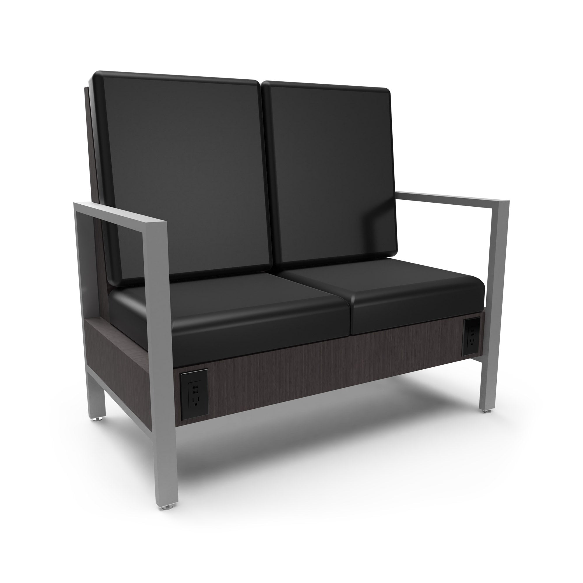 Clary Tall Love Seat - Collins