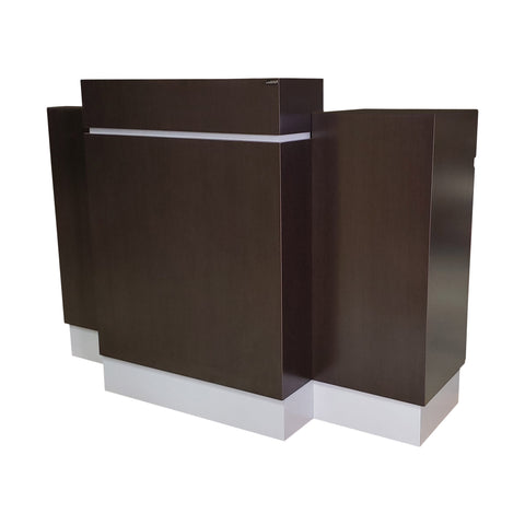 Reve Standing Reception Desk - Collins