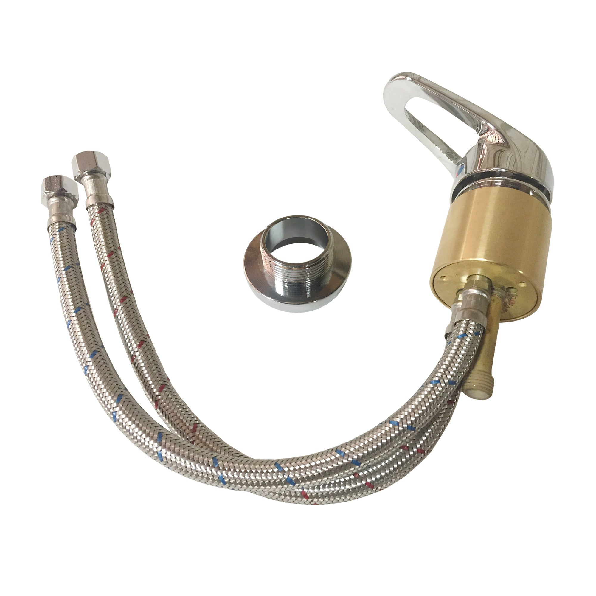 Cast-Iron Compatible Faucet - Collins