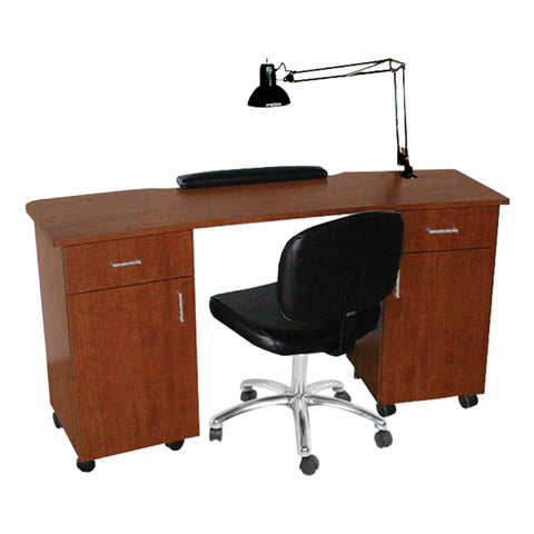 QSE Deluxe Nail Table - Collins