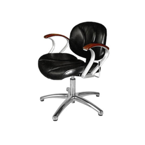 Belize Lever-Control Shampoo Chair - Collins