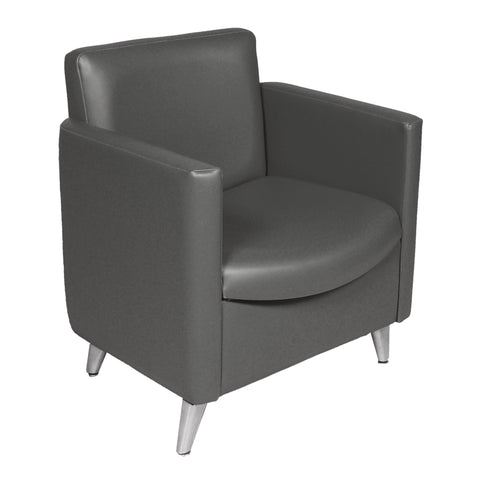 Cigno Reception Chair - Collins