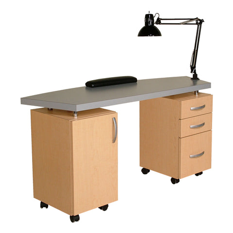 Soho Loft Nail Table - Collins