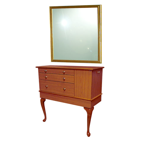 Bradford Console Styling Vanity - Collins