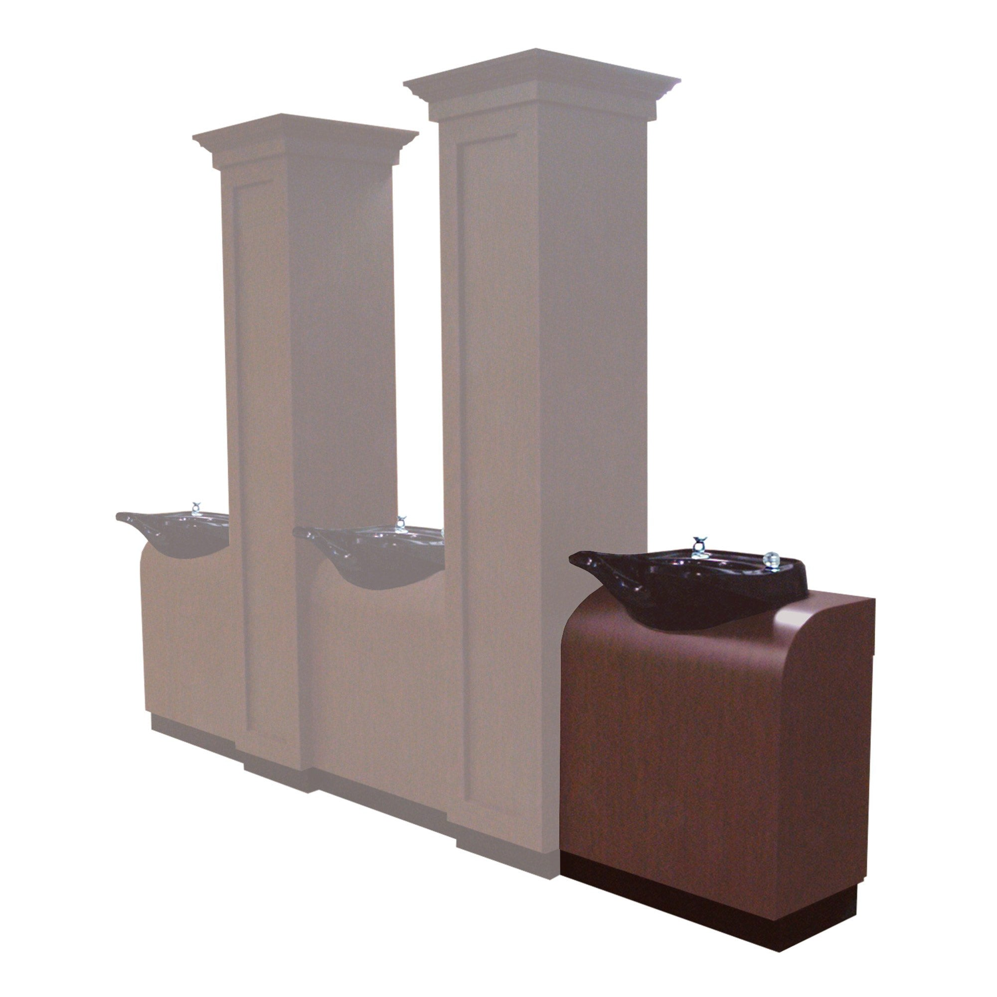 Bradford Tower Backwash Unit - Collins