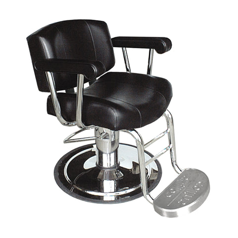 Continental Men's Styling Chair - Collins
