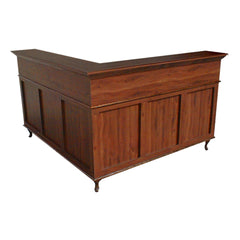 Bradford L-Shaped Desk - Collins