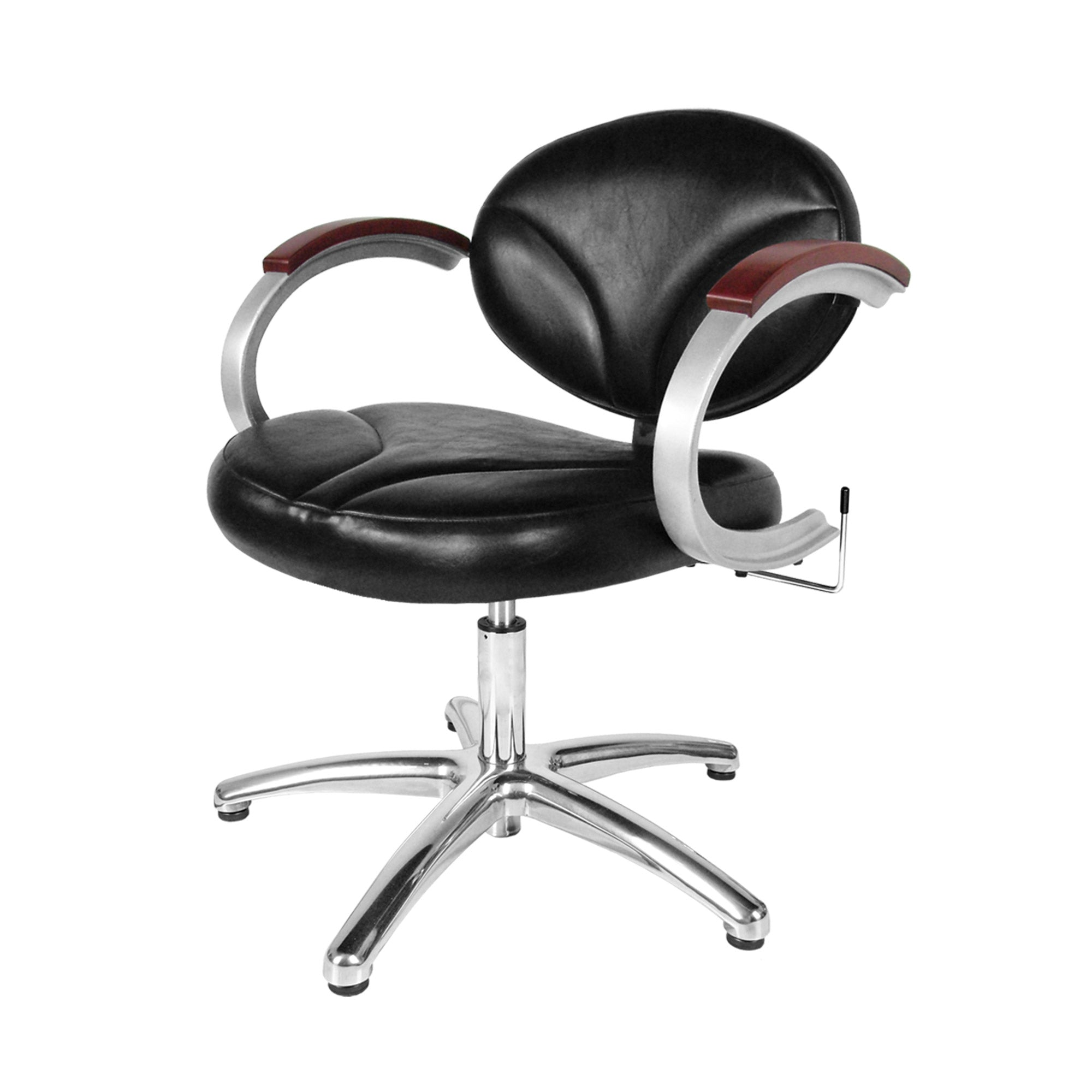 Silhouette Lever-Control Shampoo Chair - Collins