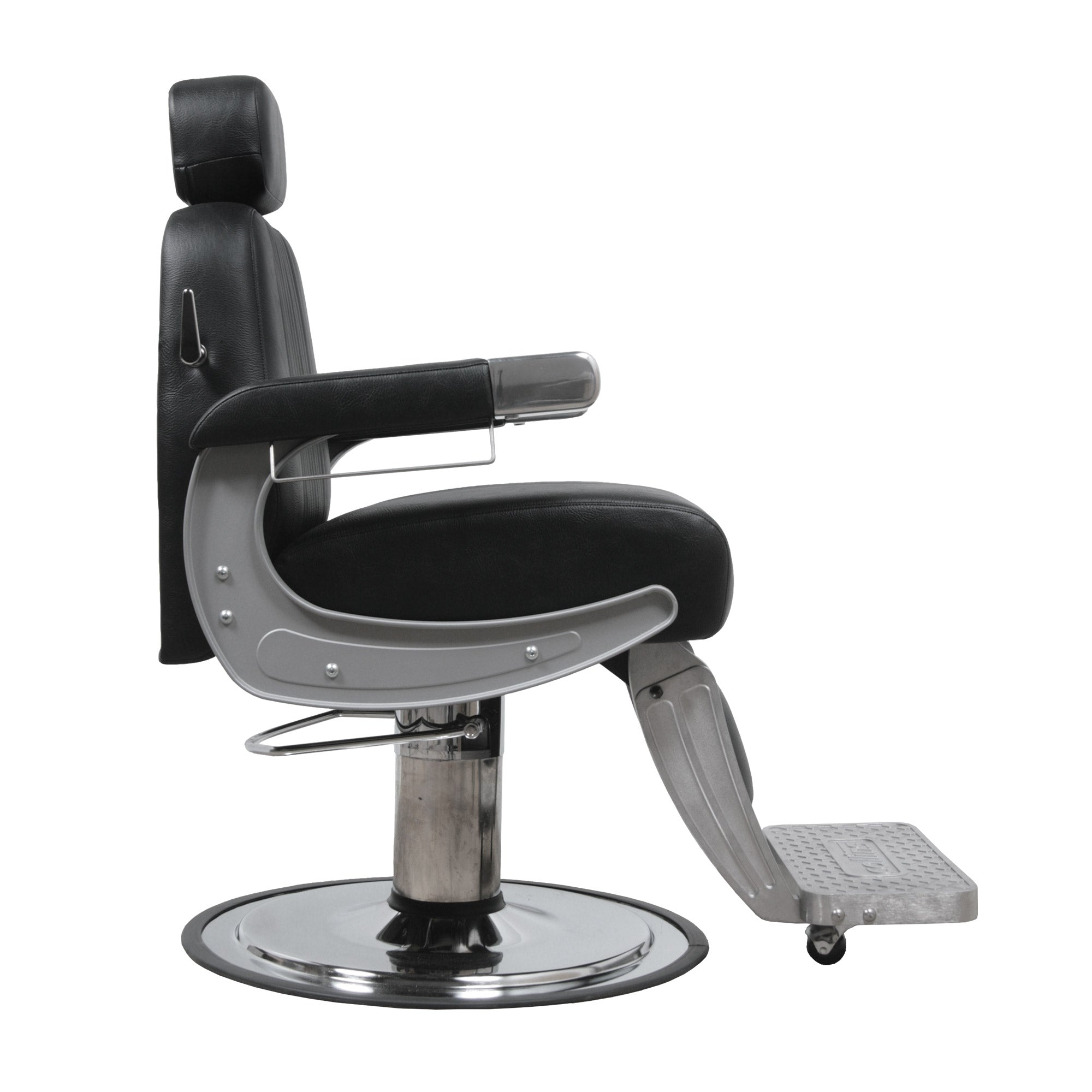 Cobalt Omega Barber Chair - Collins