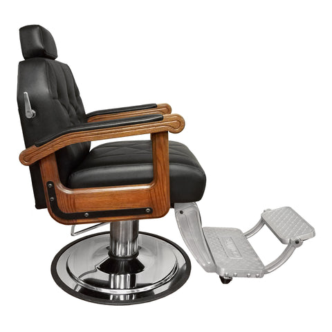 Ambassador Barber Chair - Collins