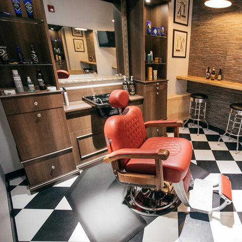 Cavalier Barber Chair - Collins
