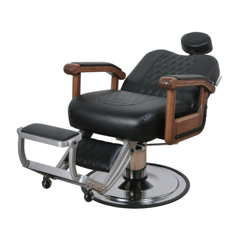 Cavaliler Barber Chair - Collins