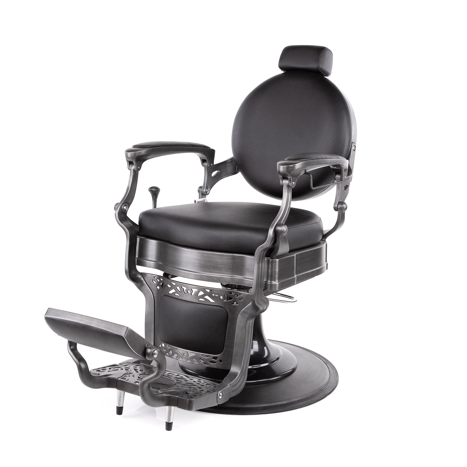 Princeton Barber Chair - Brushed
