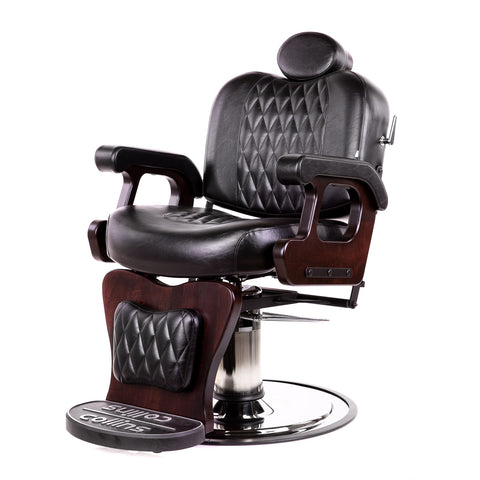 Commander II Barber Chair - Collins - Salon Equipment and Barber Equipment