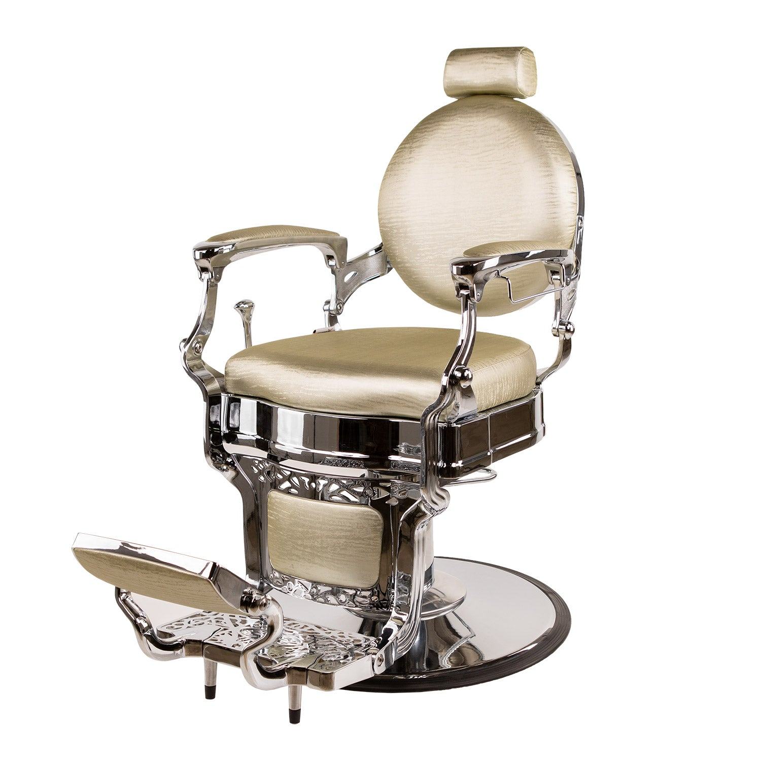 Custom Princeton Barber Chair - Collins