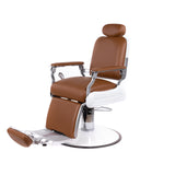 Veeco Arrio White Barber Chair - Collins