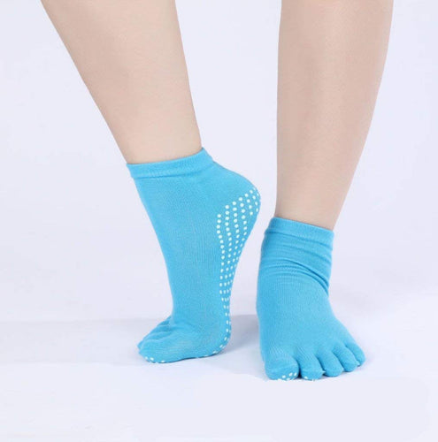 5 Finger Toe Socks to snuggle each toe