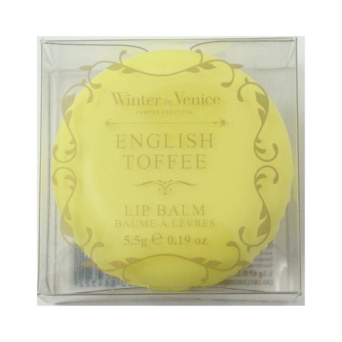 Buy Winter in Venice Lip Balm Macarons - The Creamery Pamper Beautiful Range - 5.5g from Steal A Deal