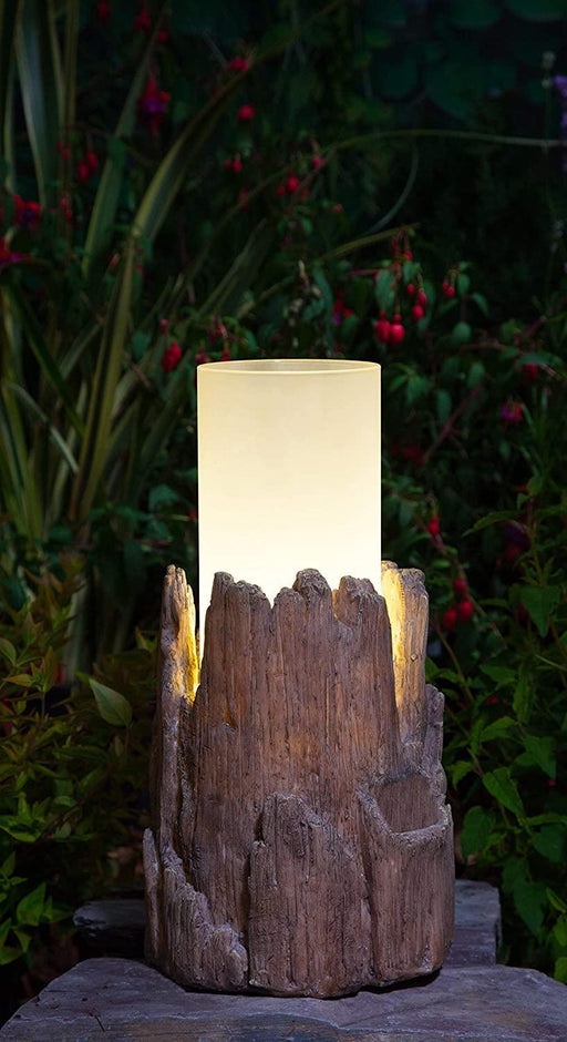 Noma Solar Woodland Border Light - 30cm - Indoor and Outdoor
