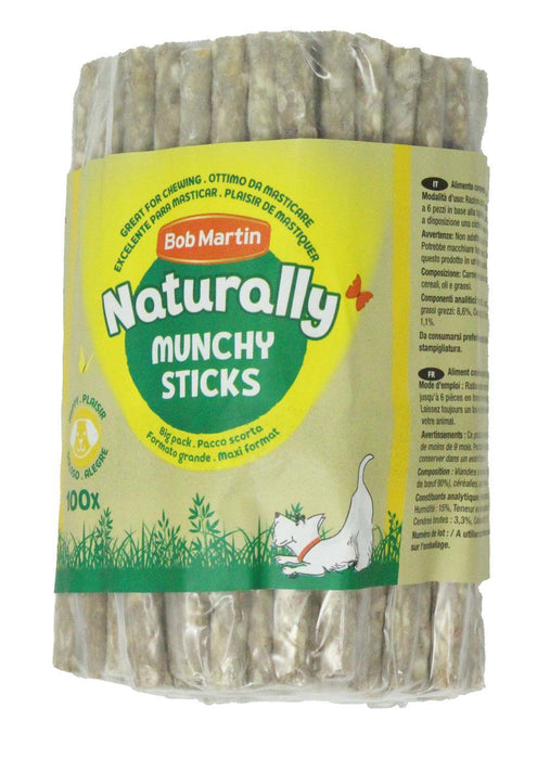 Buy BM Naturally Munchy Sticks - For s/m And m/l Dogs - Just Out of Date from Steal A Deal
