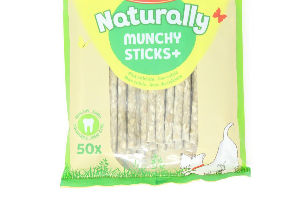 Buy Bob Martin Naturally Munchy Sticks+ - For s/m And m/l Dogs - Just Out of Date from Steal A Deal