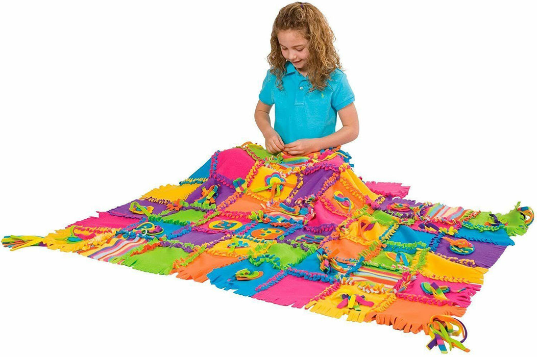 Art & Crafts Set Super Knot A Quilt Toys - Kids Imagination and Learning - Alex