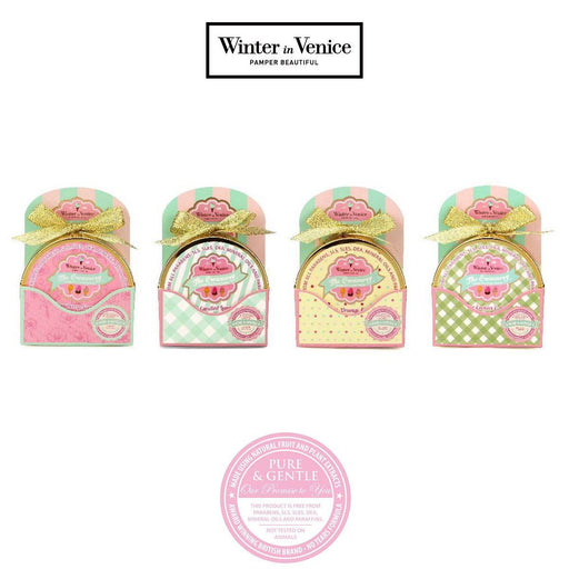 Buy Winter in Venice Bath & Body Gift Sets - The Creamery Pamper Beautiful Range from Steal A Deal