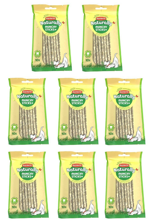 Buy BM Naturally Munchy Sticks+ Plus Calcium - For s/m & m/l Dogs - Just Out of Date from Steal A Deal