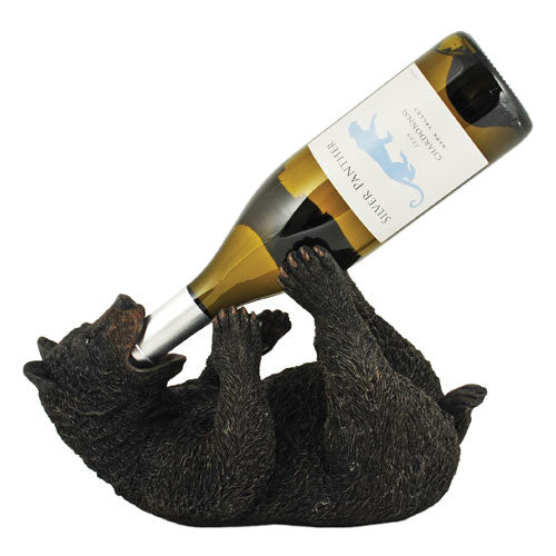 Drinking Bear Wine Bottle Holder - FriendsWhoDrink
