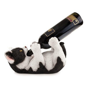 Drinking Kitten Wine Bottle Holder - FriendsWhoDrink