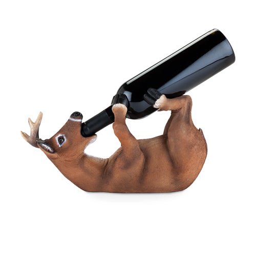 Drinking Deer Wine Bottle Holder - FriendsWhoDrink