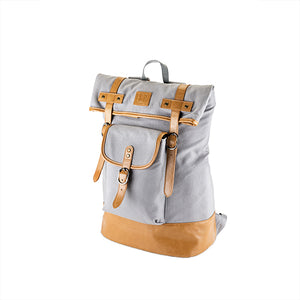 Insulated Canvas Cooler Adventure Backpack - FriendsWhoDrink