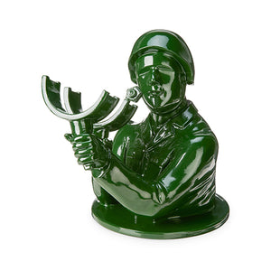 Army Man Wine Bottle Holder - FriendsWhoDrink