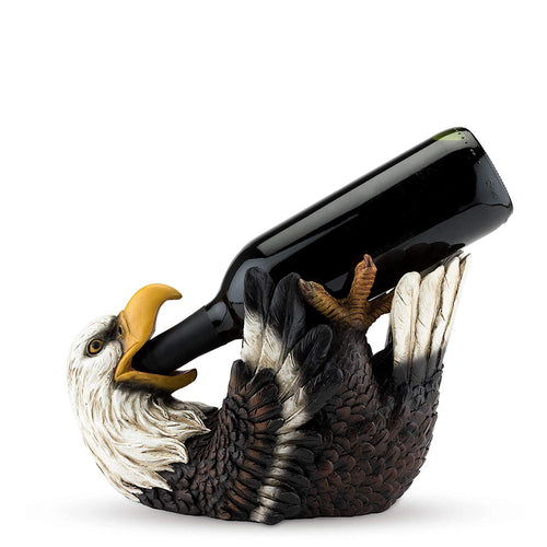 Drinking Eagle Wine Bottle Holder - FriendsWhoDrink