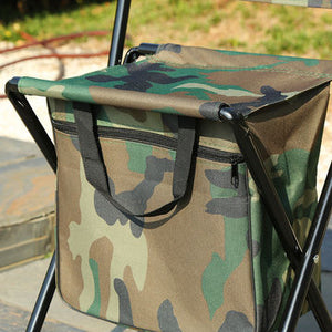 Camping Folding Chair Cooler - FriendsWhoDrink