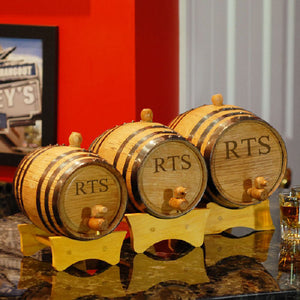 Initialed Bluegrass Whiskey / Bourbon Barrel - FriendsWhoDrink