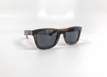 Load image into Gallery viewer, Handcrafted Bourbon Barrel Sunglasses - FriendsWhoDrink