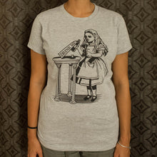 Load image into Gallery viewer, Alice Drink Me T-Shirt (Ladies) - FriendsWhoDrink