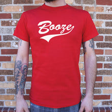 Load image into Gallery viewer, Booze T-Shirt (Mens) - FriendsWhoDrink