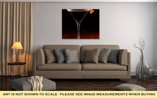 Load image into Gallery viewer, Dark Martini Canvas Print - FriendsWhoDrink