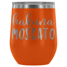 Load image into Gallery viewer, Hakuna Moscato Stemless Wine Tumbler - FriendsWhoDrink