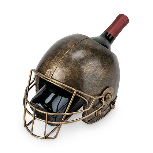 Football Helmet Wine Bottle Holder - FriendsWhoDrink