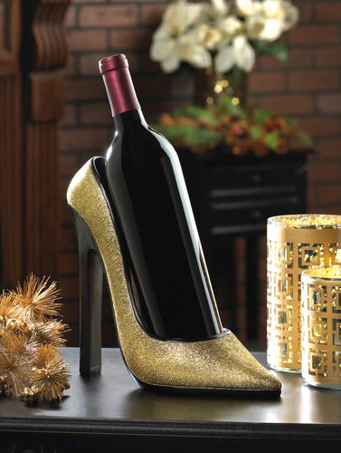 High-heel wine holder - FriendsWhoDrink