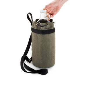 Canvas Growler Tote - FriendsWhoDrink