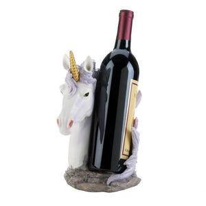 Unicorn Wine Bottle Holder - FriendsWhoDrink