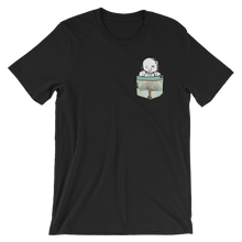 Load image into Gallery viewer, Pocket Buddha Jersey Unisex T-Shirt